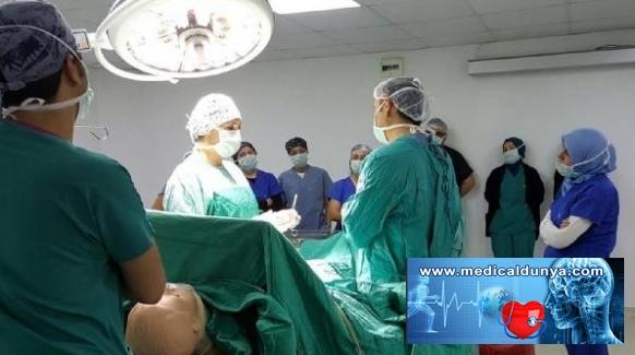 Ameliyathane hemşireliği eğitimi