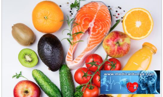 Sağlıkla Parlayan Gözler için bol bol balık tüketin
