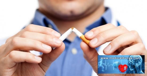 Sigarayı kendi başına bırakanların yüzde 98'i tekrar başlıyor