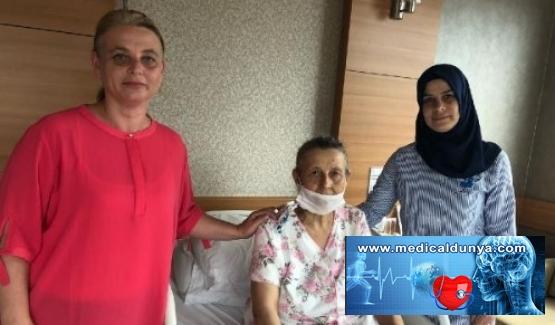 5 ay ömrü kaldığı dediler,  6 gün içinde 2 kez karaciğer nakliyle kurtuldu