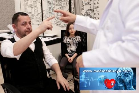 6 yıl süren zorlu süreci beyin pili ameliyatıyla atlattı