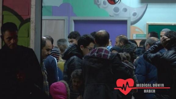 İstanbul'da yoğun grip salgını, sağlık personeli de etkilendi