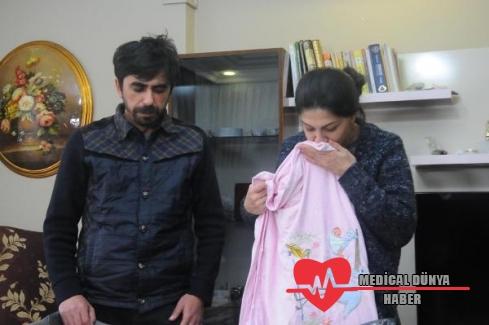 2 aylık Adra Liya taburcu edildikten sonra öldü