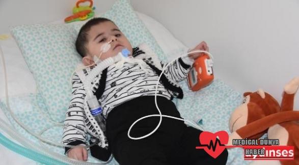 Yanlış tedavi nedeniyle sakat kaldığı iddia edilen Güney bebek, destek bekliyor