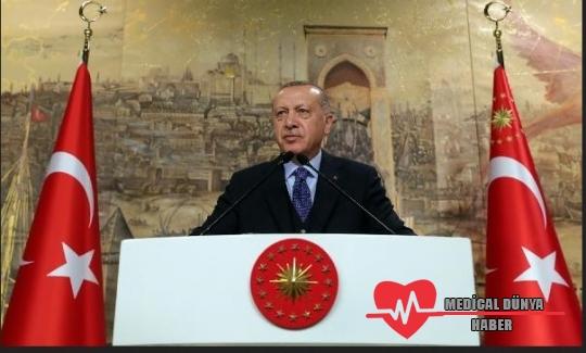 Cumhurbaşkanı Erdoğan açıkladı: Atatürk Havalimanı hastane yapılacak
