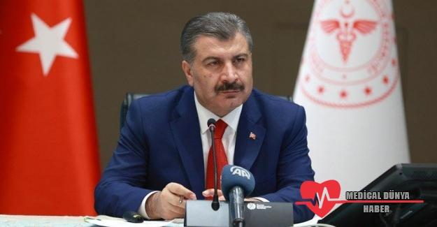 Sağlık Bakanı Koca, 4 Temmuz güncel koronavirüs verilerini açıkladı!