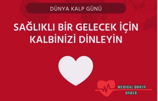 Dünya Kalp Günü'nde Kalbe Dokunan Sohbet