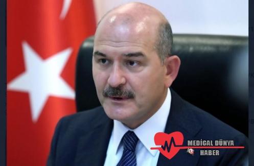 Süleyman Soylu, KADES Uygulaması'na destek istedi