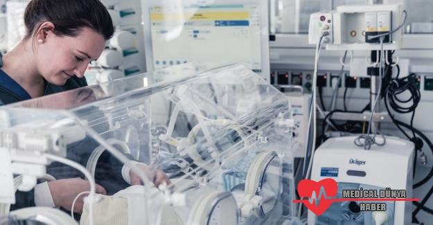 Prematüre bebeklere nefes aldıran cihaz