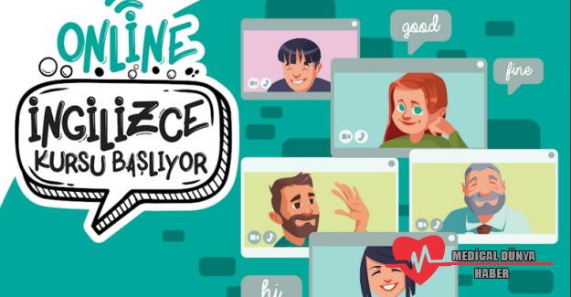 Ücretsiz Online İngilizce kursu kayıtları başladı