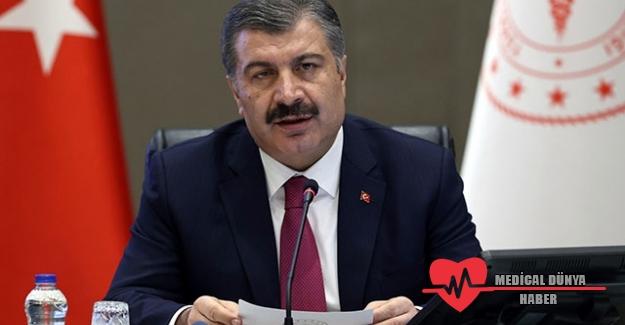 Bakan Koca açıkladı... Türkiye'de vakaların yüzde 85'i İngiliz mutasyonu