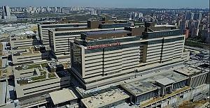 Başakşehir Şehir  Hastanesi açıldı.. Erdoğan, telekonferansla yaptı
