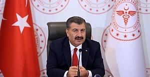 Sağlık Bakanı Koca'dan dikkat çeken koronavirüs (Covid) açıklaması