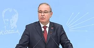 CHP'li Faik Öztrak, Erdoğan'ı istifaya çağırdı