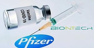 bPfizer/BioNTech aşısıyla ilgili.../b