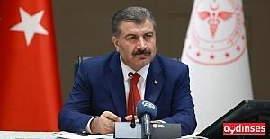Sağlık Bakanı 3 Ağustos Covid-19 verilerini açıkladı