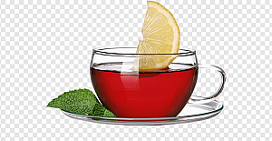 Zayıflamak için Egzersizden önce ve sonra bir fincan çay içiniz